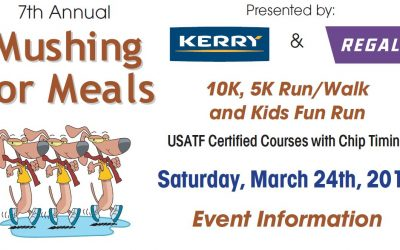 Mushing For Meals Race to be held March 24