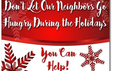 Helping Your Neighbor During The Holiday