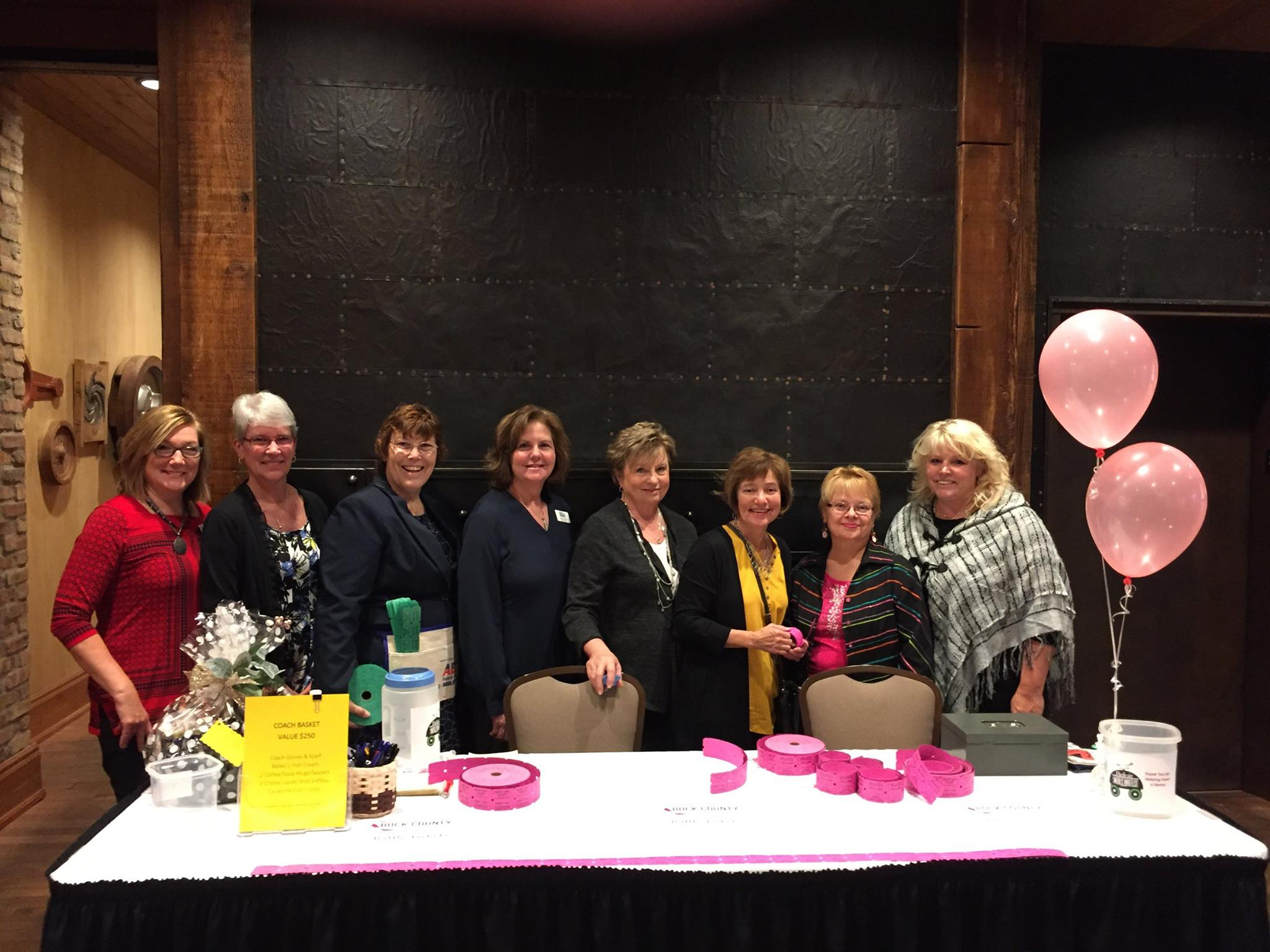 Girls Night Out Fundraising Event for MOW a success